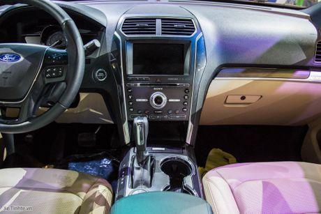 Ford Explorer ngon bo re gia 2 ty 180 trieu-10 tui khi, dong co Ecoboost, 7 cho rong rai - Anh 17