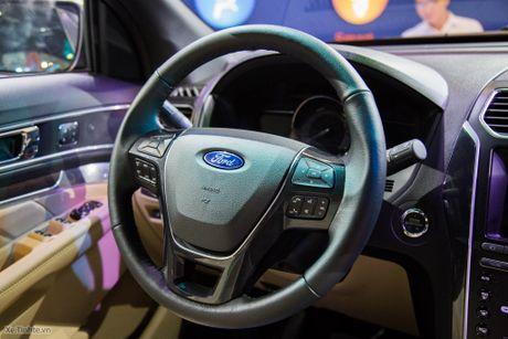 Ford Explorer ngon bo re gia 2 ty 180 trieu-10 tui khi, dong co Ecoboost, 7 cho rong rai - Anh 20