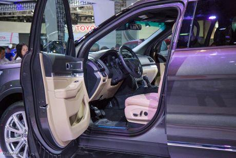 Ford Explorer ngon bo re gia 2 ty 180 trieu-10 tui khi, dong co Ecoboost, 7 cho rong rai - Anh 25