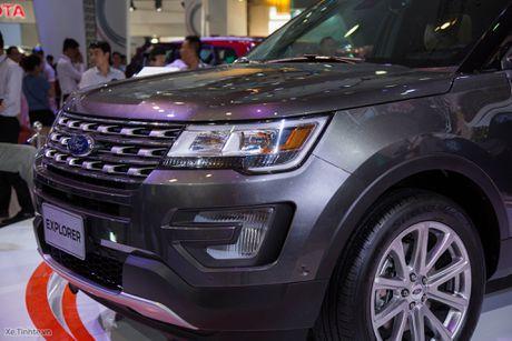 Ford Explorer ngon bo re gia 2 ty 180 trieu-10 tui khi, dong co Ecoboost, 7 cho rong rai - Anh 2