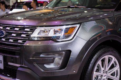 Ford Explorer ngon bo re gia 2 ty 180 trieu-10 tui khi, dong co Ecoboost, 7 cho rong rai - Anh 3