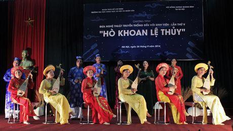 Ho khoan Le Thuy tung buoc den voi cong chung - Anh 1