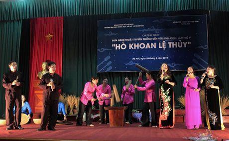 Ho khoan Le Thuy tung buoc den voi cong chung - Anh 2