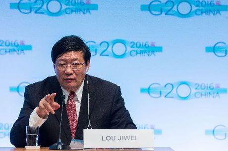 G20 canh bao nhung nguy co de doa kinh te toan cau - Anh 1