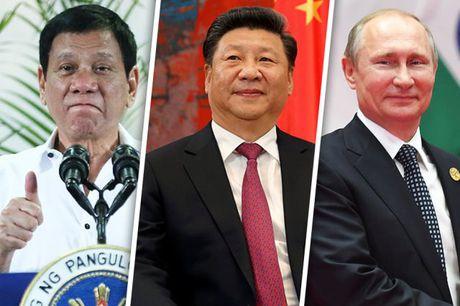 Mua vu khi Trung Quoc va Nga, quan doi Philippines doi mat thu thach - Anh 1