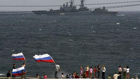 Nga dang xem xet ke hoach tro lai Cam Ranh - Anh 1