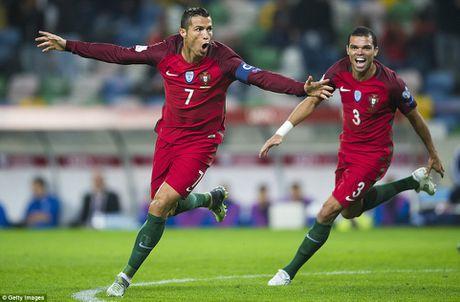 Vong loai World Cup 2018: Con dien cua Ronaldo, Pogba bi che tham te - Anh 1