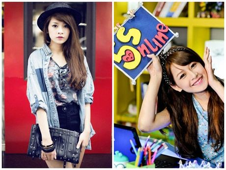 Chi Pu: Tu hotgirl 'keo ngot' den my nhan showbiz - Anh 2