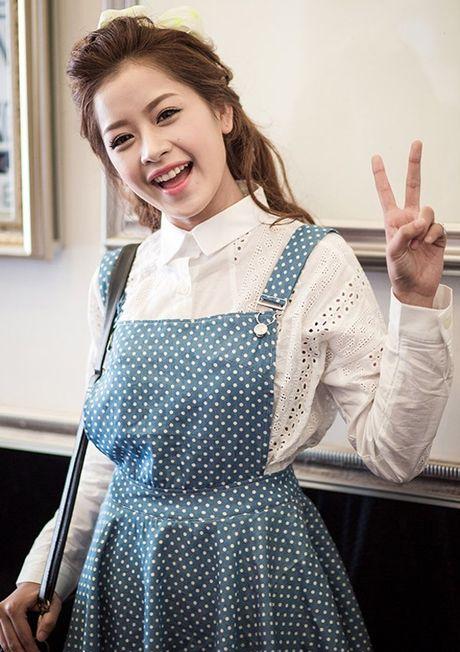 Chi Pu: Tu hotgirl 'keo ngot' den my nhan showbiz - Anh 3