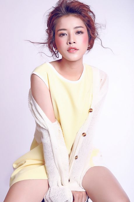 Chi Pu: Tu hotgirl 'keo ngot' den my nhan showbiz - Anh 7