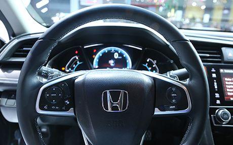 Honda Civic 'lot xac' tai VMS 2016 - Anh 7