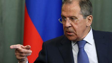 Tinh hinh Syria 8/10: Kremlin phan ung truoc tin trung phat chong Nga vi Syria - Anh 1