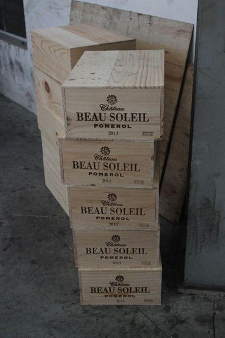 Can canh hang hoa vi pham trong container nhap khau tu Phap - Anh 8