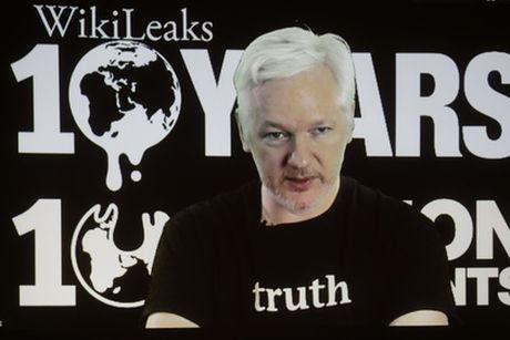 WikiLeaks tiet lo thu dien tu lien quan toi ba Clinton - Anh 1