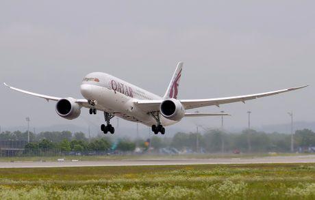 Qatar Airways mua 100 chiec Boeing - Anh 2