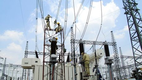 EVNNPT du dinh xay Dai vinh danh duong day 500 kV Bac Nam tri gia 108 ty dong - Anh 1