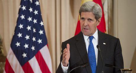 Ong Kerry keu goi dieu tra ve toi ac chien tranh doi voi Nga o Aleppo - Anh 1