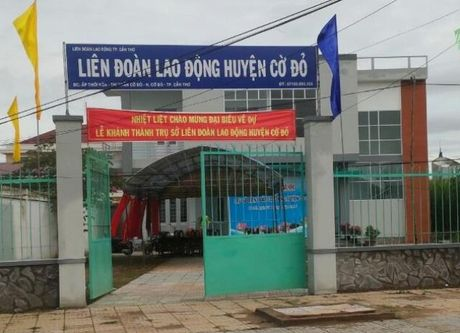 Can Tho: Tru so tien ty chi 3 nguoi lam viec - Anh 2
