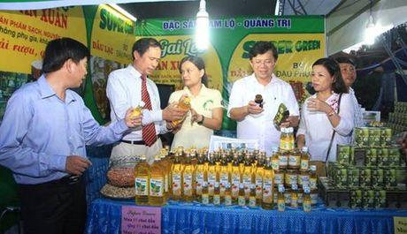 Quang Tri: Gan ket voi cong dong, doanh nghiep tich cuc tham gia bao ve moi truong - Anh 1
