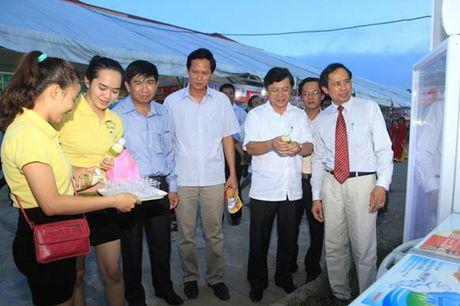 Quang Tri: Gan ket voi cong dong, doanh nghiep tich cuc tham gia bao ve moi truong - Anh 2