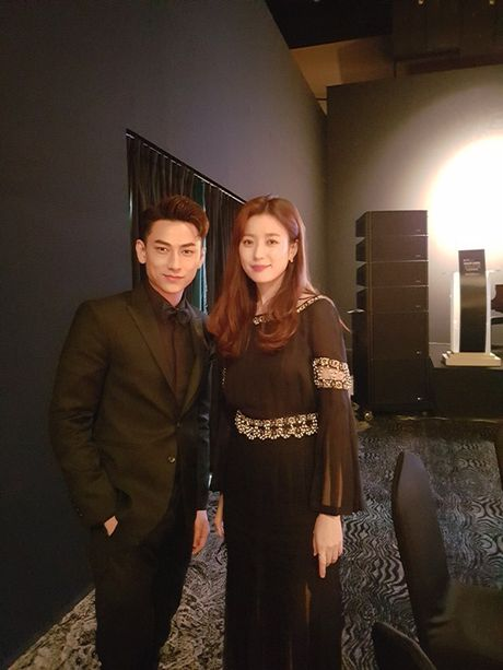 Isaac bat ngo nhan giai 'Ngoi sao moi' tai 'Asia Star Awards' - Anh 3