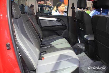 Chevrolet Colorado 2017 chot gia tu 619 trieu dong - Anh 5