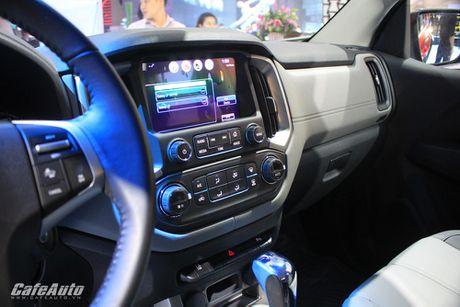 Chevrolet Colorado 2017 chot gia tu 619 trieu dong - Anh 6