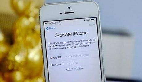 iPhone 7 - may trong that tuyet nhung khong kich hoat duoc - Anh 1