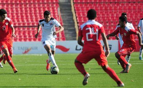 Nhan dien doi thu cua U19 Viet Nam tai VCK U19 chau A 2016 - Anh 3
