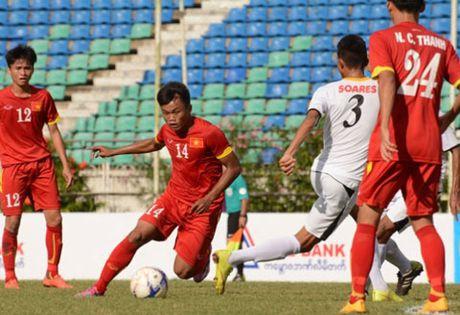 Nhan dien doi thu cua U19 Viet Nam tai VCK U19 chau A 2016 - Anh 4