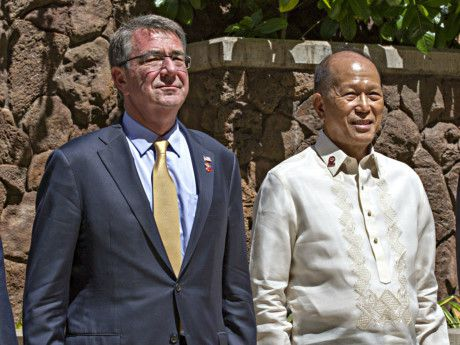 Philippines: Quan doi tu xoay so duoc, khong can vien tro cua My - Anh 1