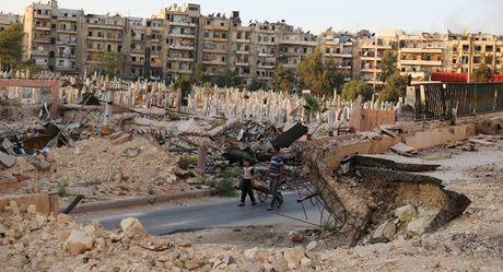 Quan doi Nga da tieu diet 35.000 chien binh khung bo tai Syria - Anh 1