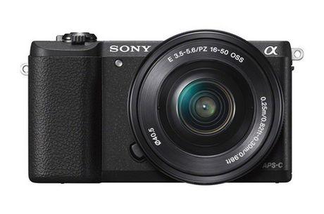 May anh mirrorless Sony Alpha A5300 sap ra mat - Anh 2