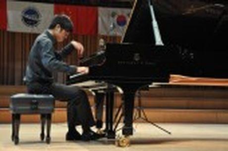 "Doi cho su ""tai hop"" Quoc Trung - Thanh Lam - Anh 1"