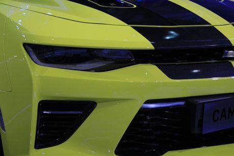 Camaro SS 2016, niem tu hao cua Chevrolet tai VMS nam nay - Anh 2