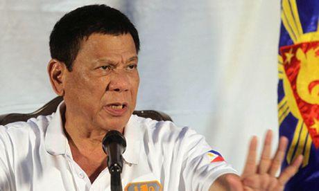 Philippines khong de doan tinh voi vu khi My - Anh 1