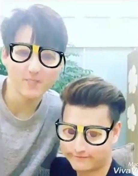 Sao the gioi cung co luc 'phat cuong' vi Snapchat nhu the nay day - Anh 6