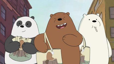 We Bare Bears - Chung toi la nhung ke di biet muon duoc binh thuong - Anh 2