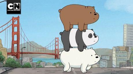 We Bare Bears - Chung toi la nhung ke di biet muon duoc binh thuong - Anh 3