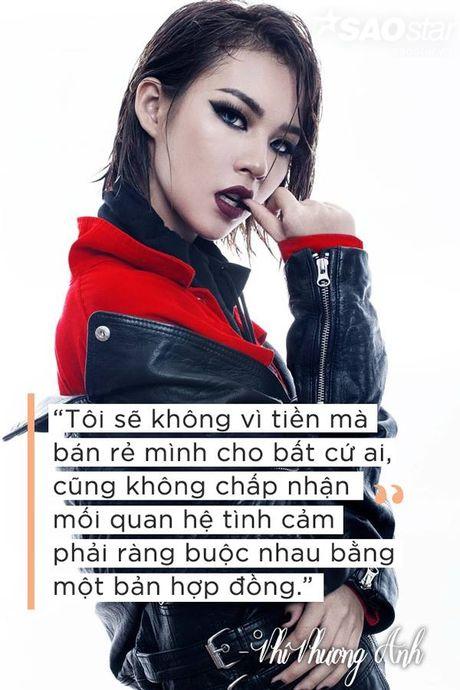 Phi Phuong Anh: 'Catxe tang nghin lan, khong vi tien ban minh cho dai gia' - Anh 3