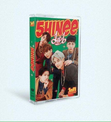 6 thiet ke album Kpop doc nhat vo nhi chi co o nha SM - Anh 2