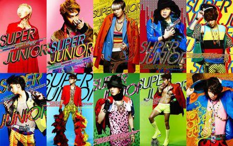 6 thiet ke album Kpop doc nhat vo nhi chi co o nha SM - Anh 9
