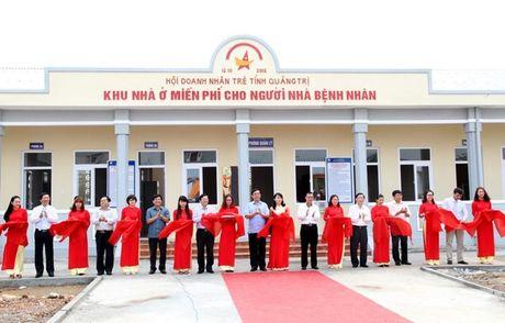 Quang Tri: Xay tang nha o mien phi cho nguoi nha benh nhan - Anh 4
