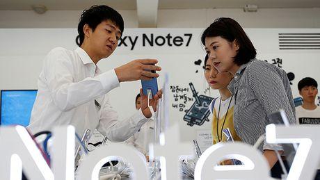 Nha mang My chap nhan cho nguoi dung doi Galaxy Note 7 sang dien thoai khac - Anh 1