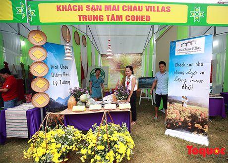 Hoa Binh cong bo Quy hoach diem du lich quoc gia Mai Chau - Anh 3