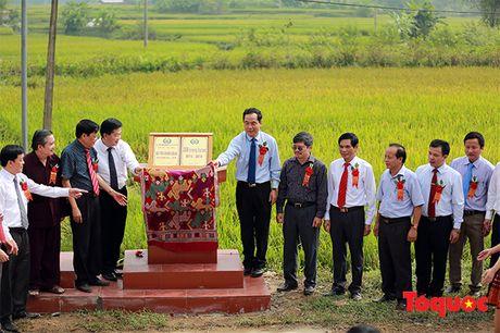 Hoa Binh cong bo Quy hoach diem du lich quoc gia Mai Chau - Anh 4