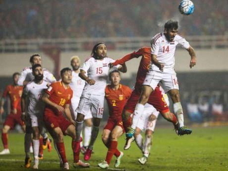 'Dien tien hoa binh' khi Trung Quoc thua Syria - Anh 1