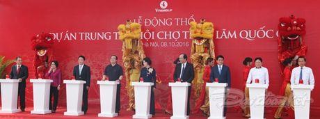 Dong tho Trung tam hoi cho trien lam lon nhat chau A - Anh 1