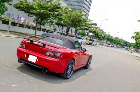 Honda S2000 hang hiem do 700 trieu dong o Sai Gon - Anh 16