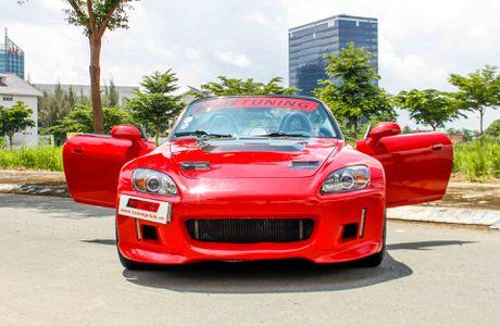 Honda S2000 hang hiem do 700 trieu dong o Sai Gon - Anh 1